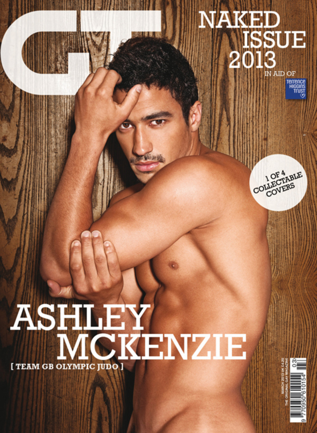 Gay Times Naked Issue 2013 - Ashley McKenzie