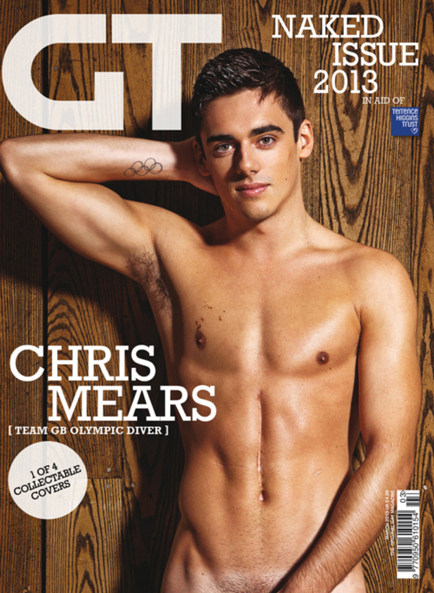 Chris Mears Naked