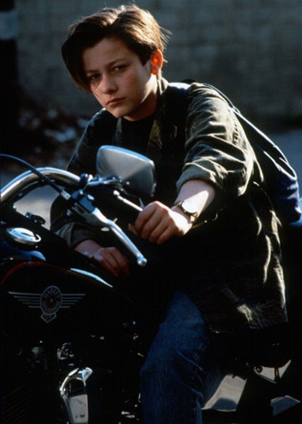 Terminator 2: Judgment Day (1991) - Edward Furlong (as John Connor)