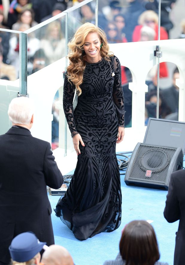 Beyonce, Inauguration Ceremony of United States President Barack Obama