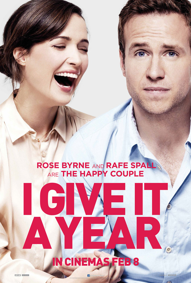 Rose Byrne and Rafe Spall
