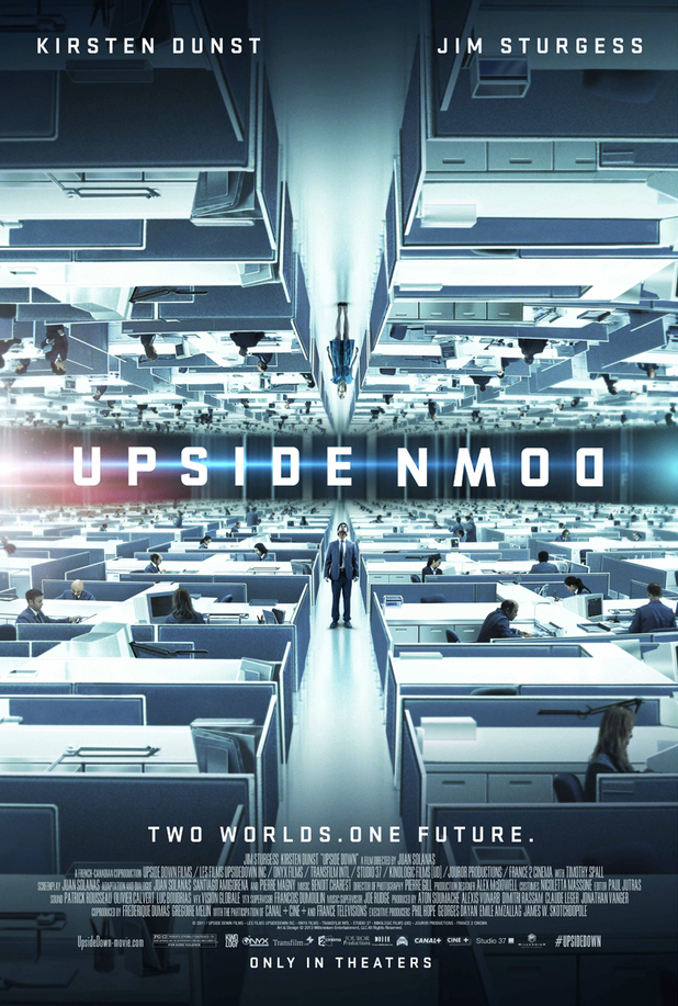 'Upside Down' new poster