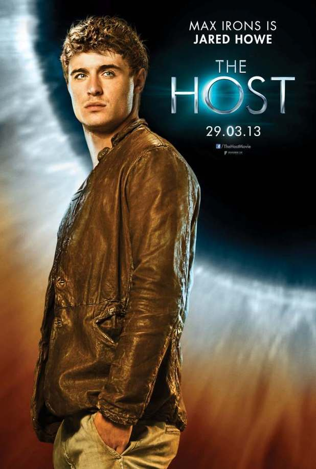 The Host Jared Max Irons