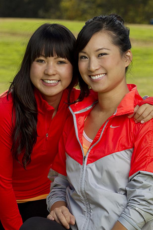 Pamela Chien and Winnie Sung