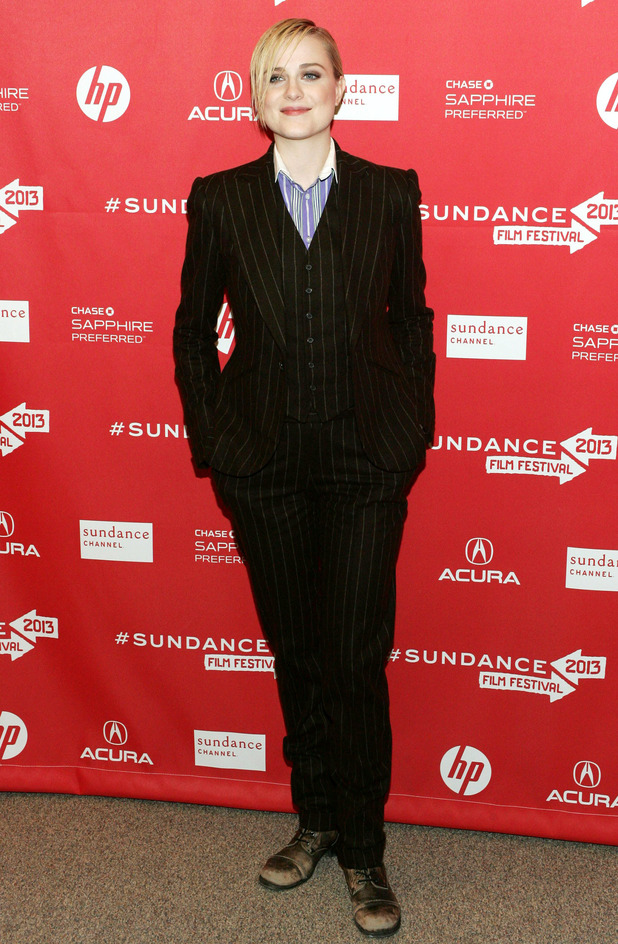 Evan Rachel Wood, The Necessary Death of Charlie Countryman, Sundance Film Festival, Park City, Utah