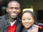 Fabrice Muamba welcomes second child