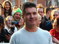 Simon Cowell 'gets married' in sketch