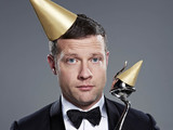 National Television Awards, Dermot O'Leary, Wed 23 Jan 2013
