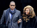 Jay-Z and Beyonce, Inauguration Ceremony of United States President Barack Obama