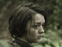 Games of Thrones actress talks about the friendship between Arya and Gendry.