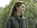 Game of Thrones - Season 3: Michelle Fairley as Catelyn Stark
