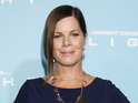 Marcia Gay Harden stars on The Newsroom and Trophy Wife.