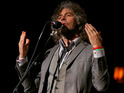 The Flaming Lips performed 'She's Leaving Home' and 'Warszawa' in New York.