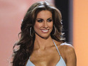 Katherine Webb admits that she never envisioned herself in a reality television show.