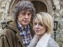 The detective series returns to BBC One and beats Broadchurch in the ratings.