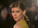 Kate Mara on working with Kevin Spacey, David Fincher on Netflix original series.
