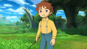View a cutscene, world map and battle sequence of the Studio Ghibli RPG out February 1.