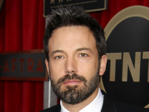 Ben Affleck, at the 19th Annual Screen Actors Guild Awards in LA.