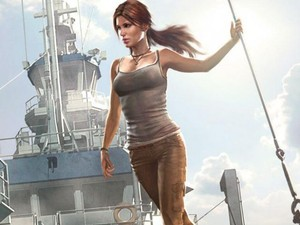 Tomb Raider: The Beginning cover artwork