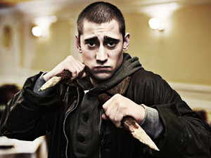 Being Human S05E01 - 'The Trinity': Tom (Michael Socha)