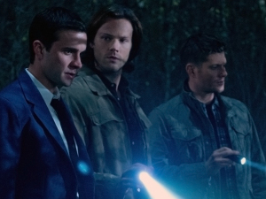 Supernatural S08E12: &#39;As Time Goes By&#39;