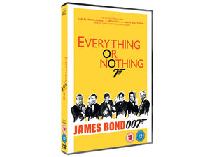 &#39;Everything Or Nothing&#39; pack shot