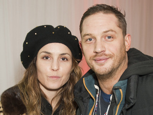 Noomi Rapace and Tom Hardy attend the English National Ballet&#39;s &#39;Nutcracker&#39; in London - December 13, 2012