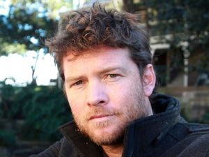 Sam Worthington photographed in June 2012