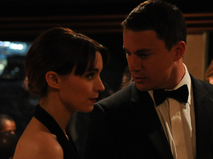 'Side Effects' still: Channing Tatum, Rooney Mara