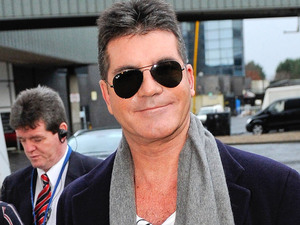 'Britain's Got Talent' judges arrive at the auditions held at Clyde Auditorium: Simon Cowell