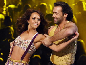 Dancing on Ice: Samia Ghadie and Sylvain Longchambon