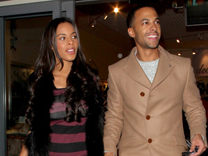 Rochelle Wiseman and Marvin Humes, Mamas & Papas