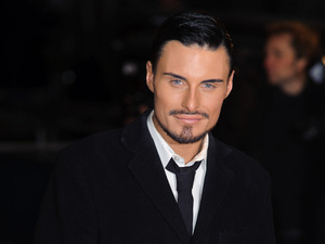 Miss Mode: Rylan Clarke Les Miserables World Premiere held at the Odeon & Empire Leicester Square - Arrivals. London, England - 05.12.12 Credit: (Mandatory): WENN.com