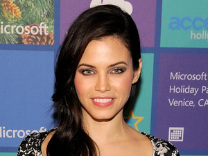 Jenna Dewan-Tatum at a Microsoft party, December 2012