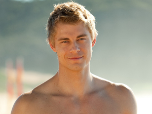 Luke Mitchell as Romeo Smith in Home and Away