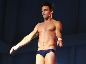 Splash! Tom Daley, Sat 2 Feb