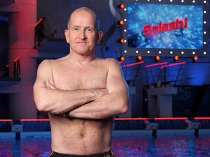 Eddie &#39;The Eagle&#39; Edwards in Splash!