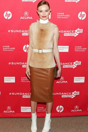 Kate Bosworth, Sundance Film Festival, Big Sur