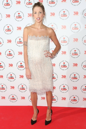 Diet Coke 30th anniversary party held at Sketch - Arrivals Featuring: Peaches Geldof Where: London, United Kingdom When: 30 Jan 2013