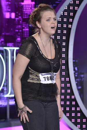 American Idol auditions: Anastacia Freeman