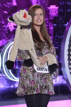 American Idol auditions: Halie Hilburn and Oscar