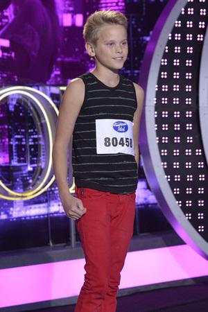 American Idol auditions: Kayden Stephenson