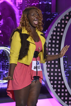 American Idol auditions: Zoanette Johnson