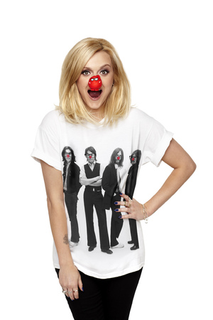 Comic Relief: Fearne Cotton