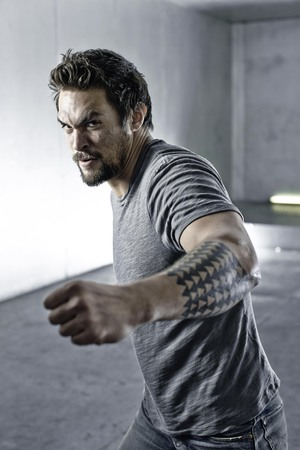 Jason Momoa photo shoot for Men's Health magazine March 2013