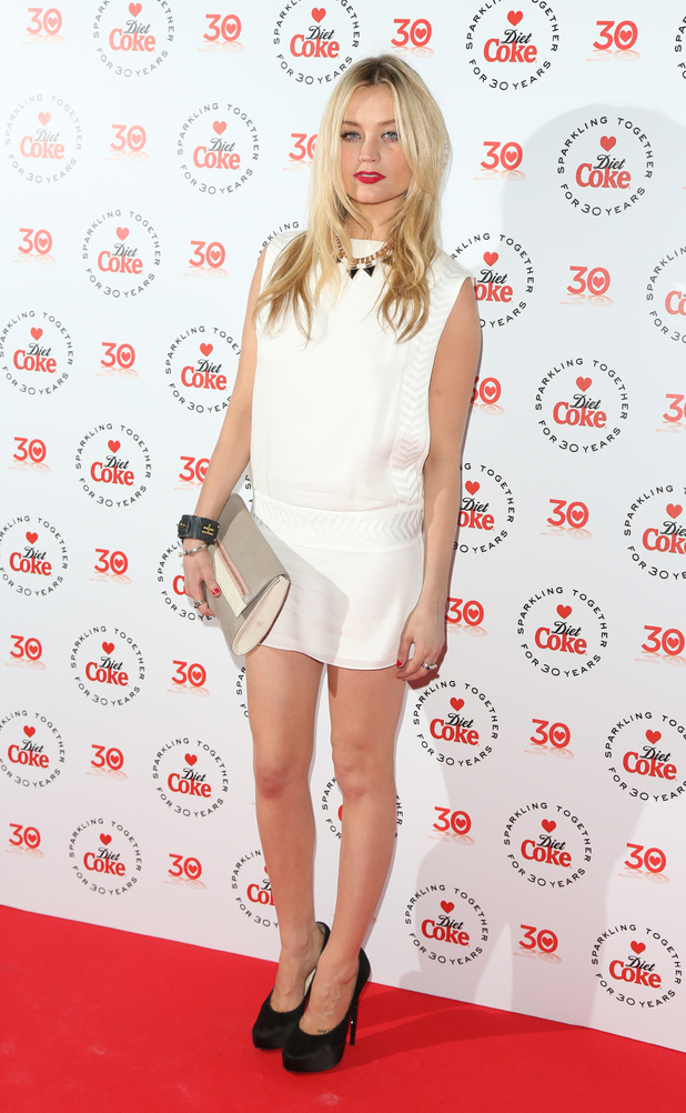 Diet Coke 30th anniversary party - pics