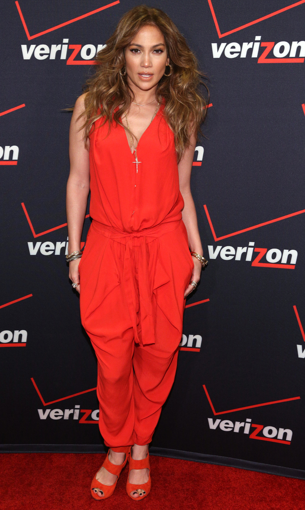 Verizon Wireless meet Jennifer Lopez Flyaway Contest