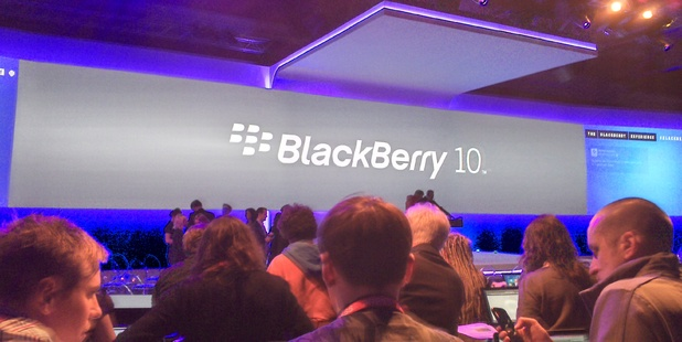 BlackBerry 10 launch event