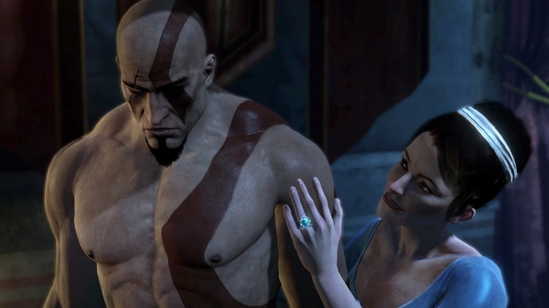 'God Of War: Ascension' screenshot