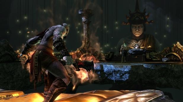 'God Of War: Ascension' screenshot